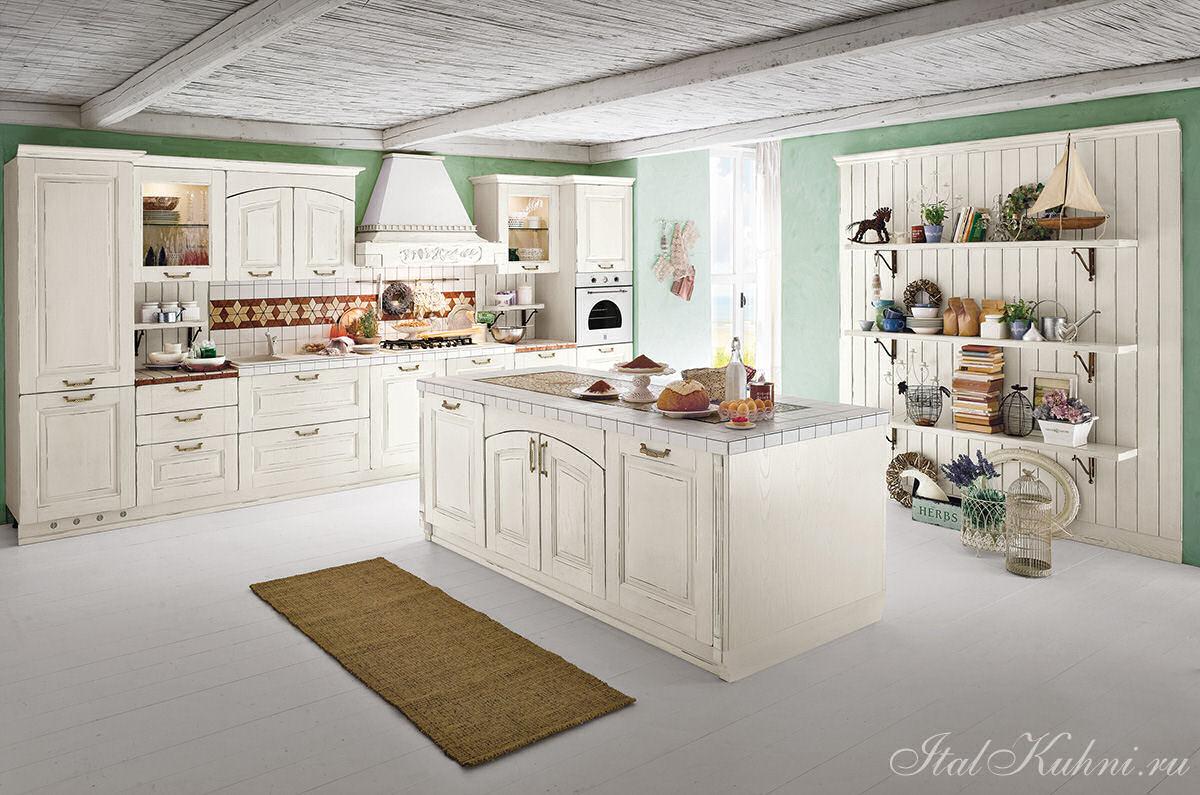 Итальянские кухни ar tre в каталоге cтудии Кухни Италии