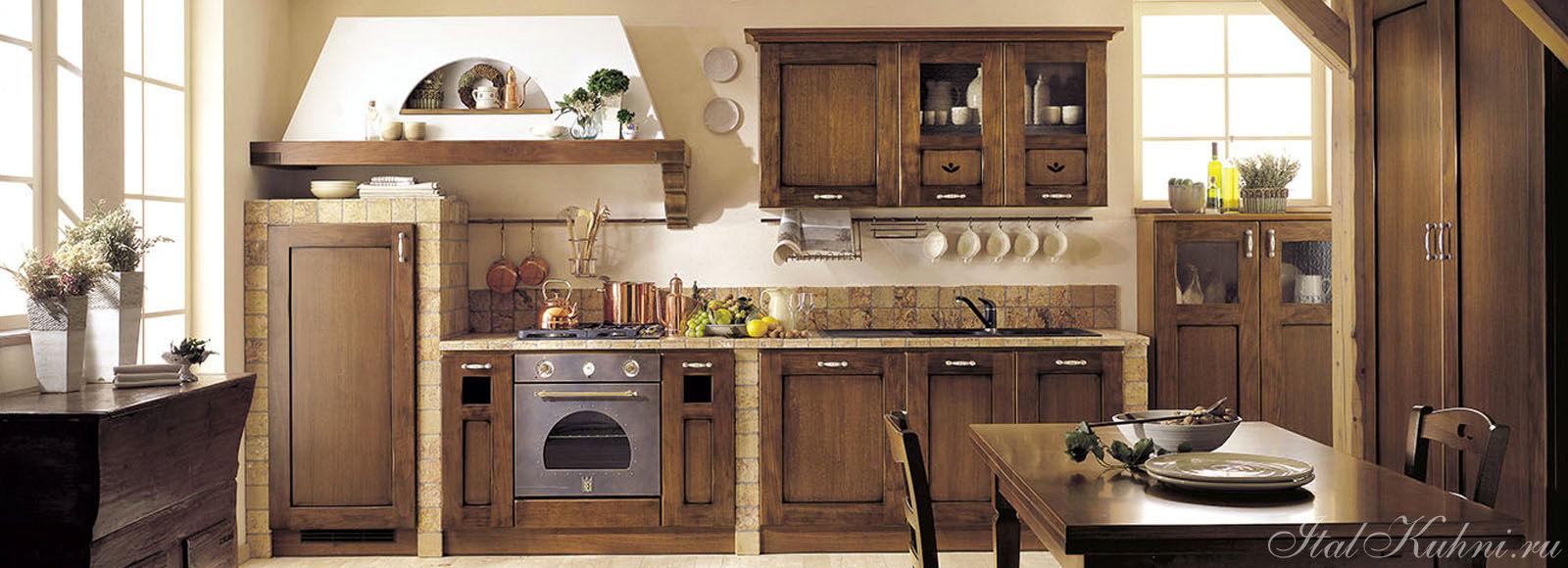 Дизайн кухни для души