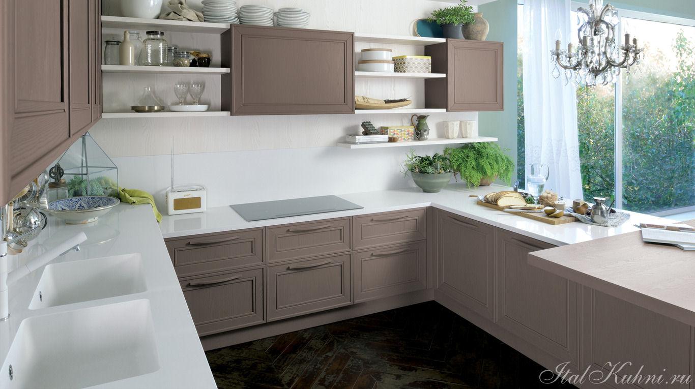 Cucine lube in polimerico