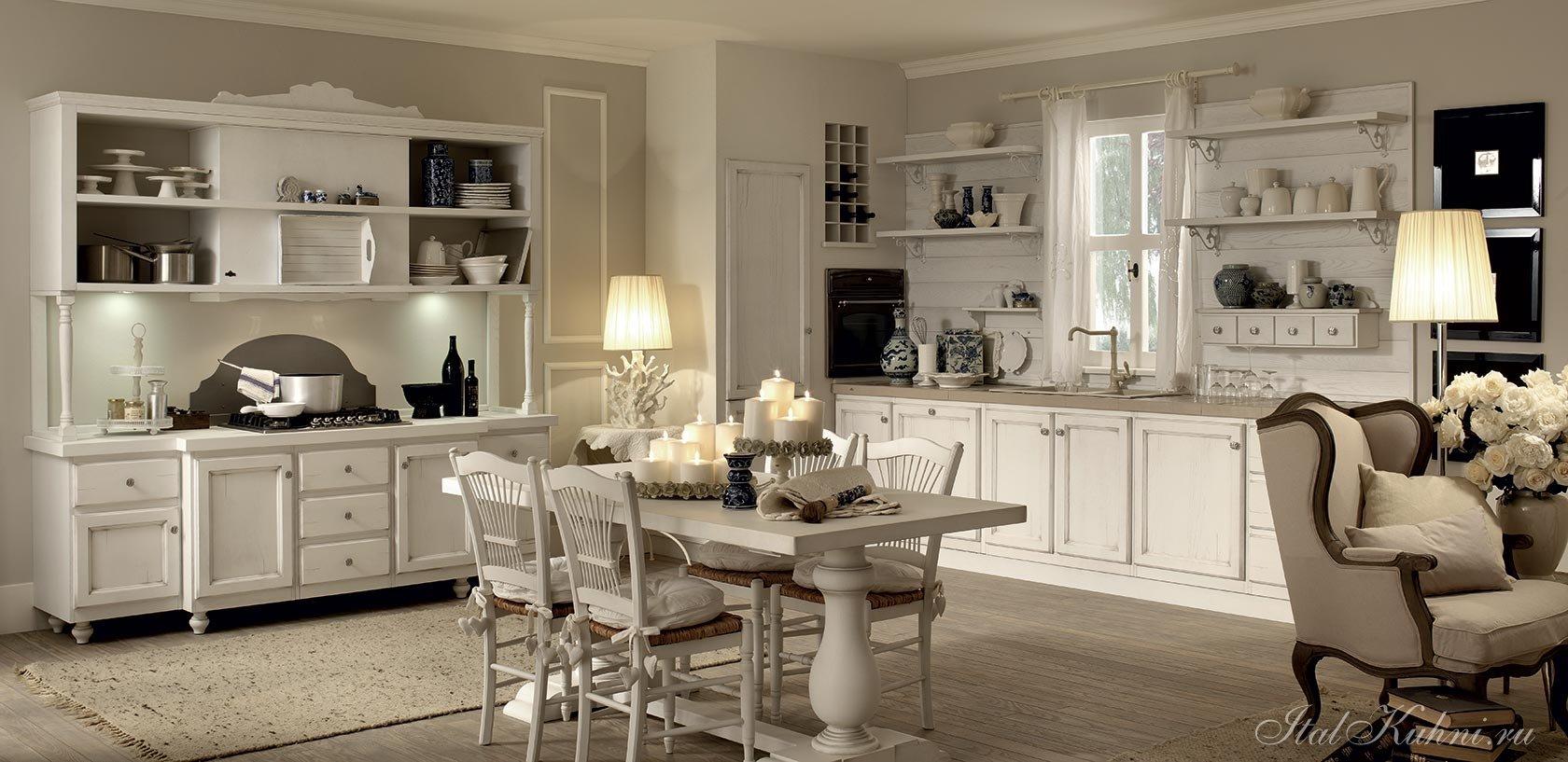 Zappalorto Кухня Solaia blanco