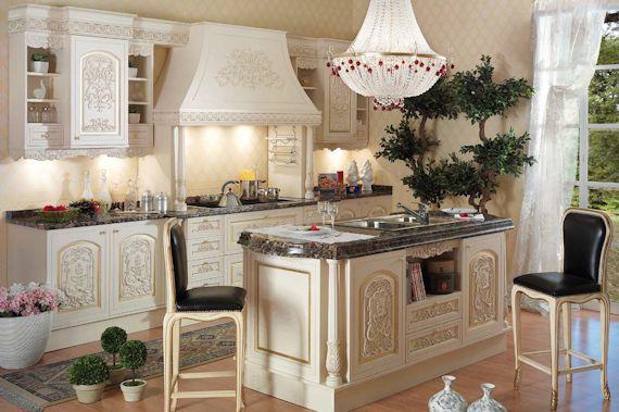 Кухня Asnaghi Lira