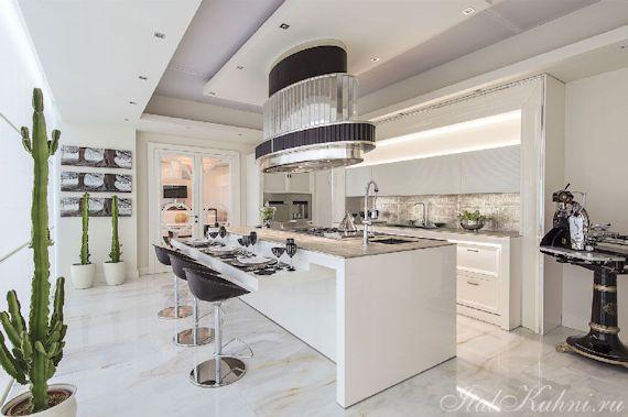 Кухня Faoma Metropolitan
