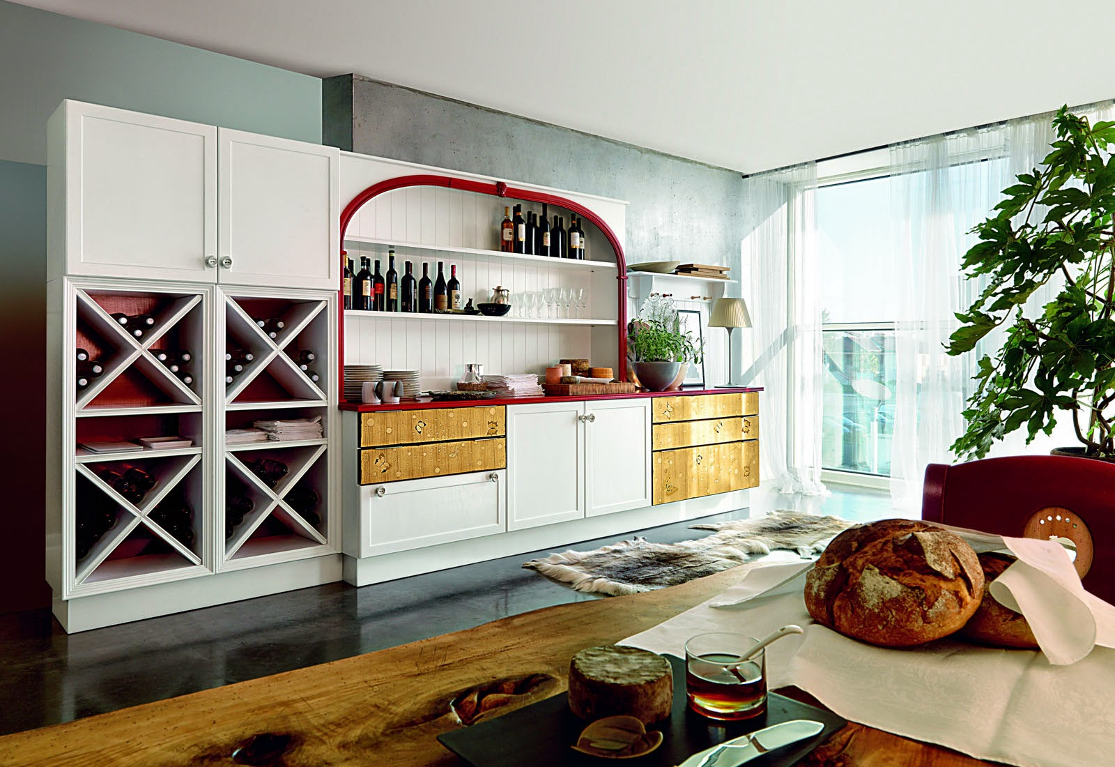 Marchetti Кухня Grand Cuvee