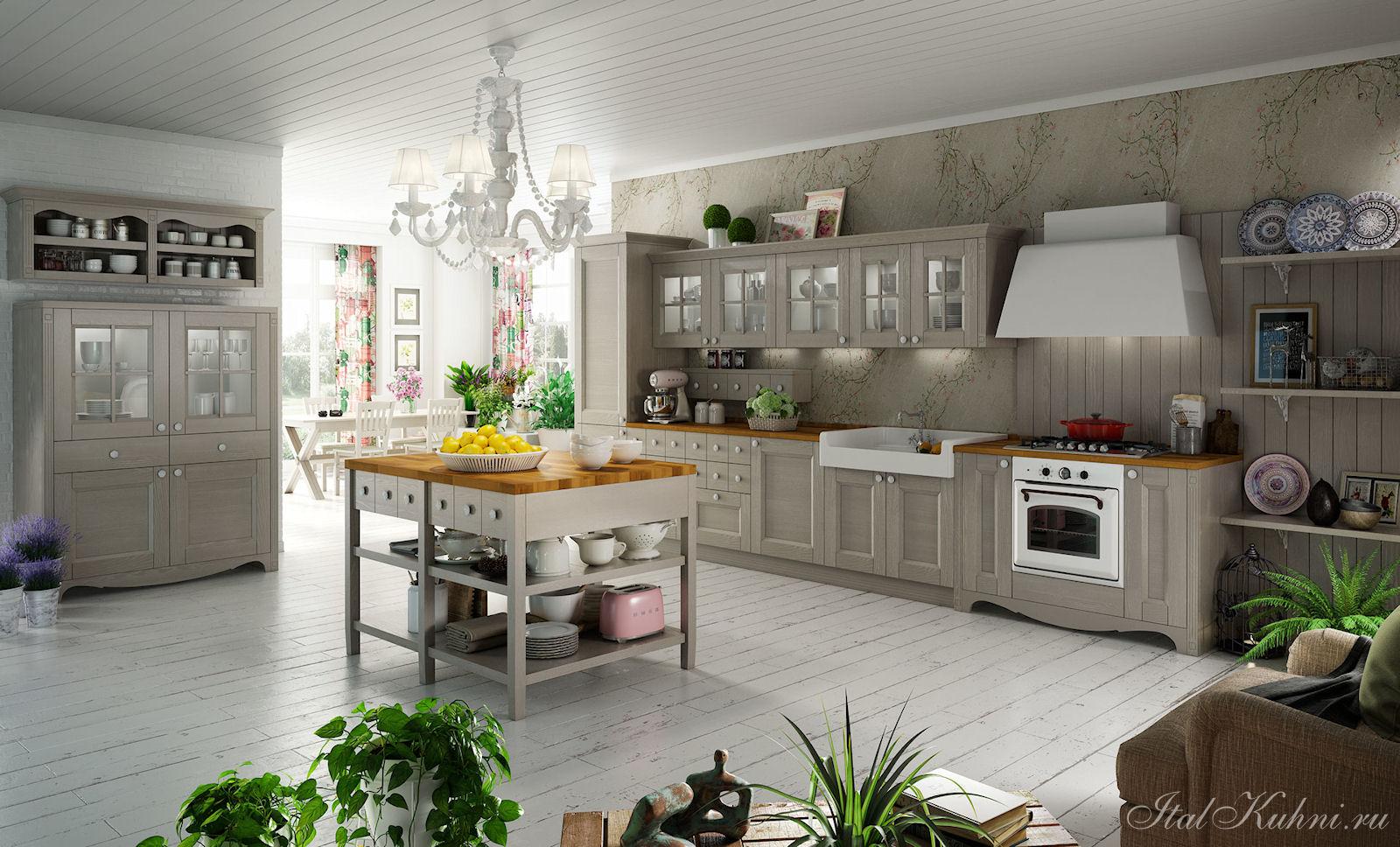 Кухня Vama Cucine Calliope