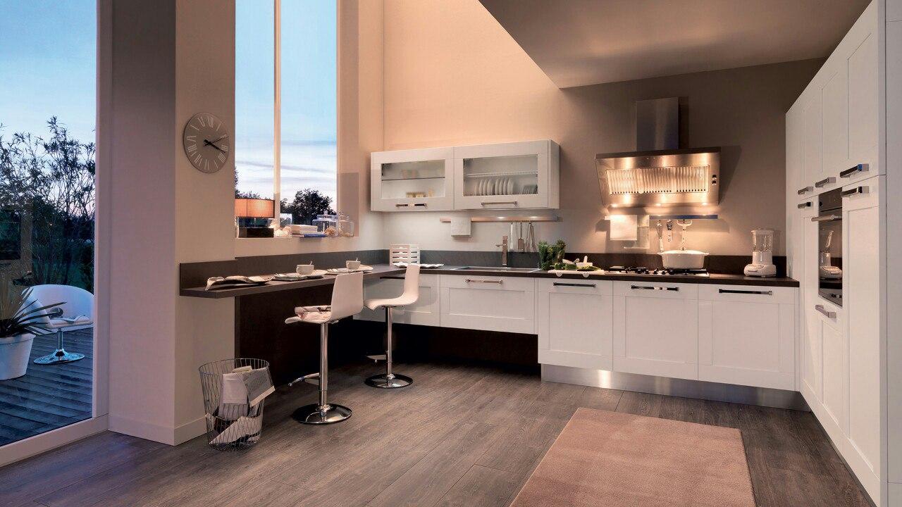 Кухня Contemporary