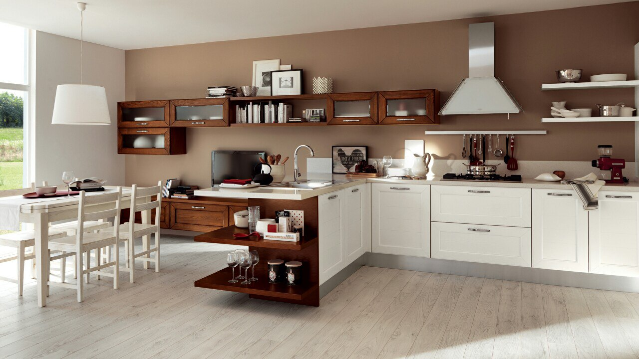 Кухня Lube Claudia