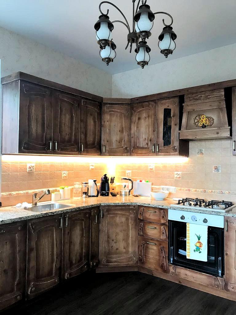 отечественная кухня