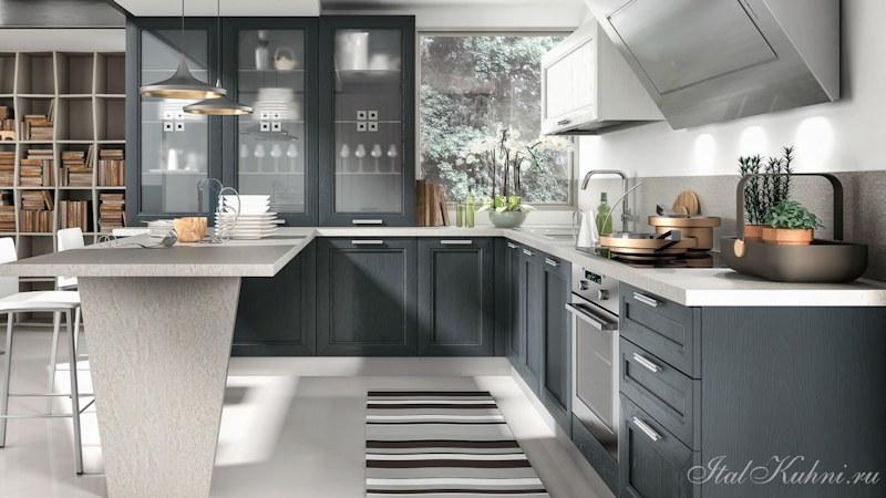 Кухня Home Cucine Metropoli