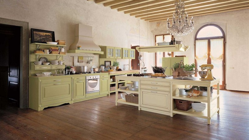 Кухня Antares Opera Tradizione