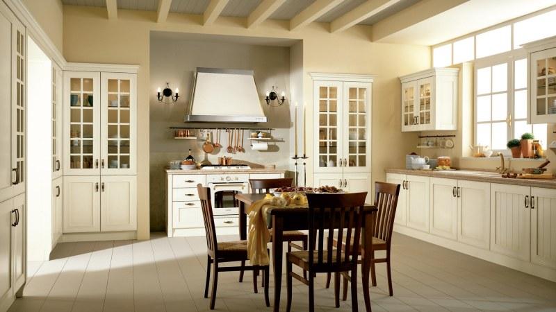 Кухня Lube Velia Laccata